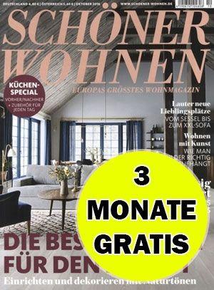 Schoner Wohnen Magazin Zeitschrift Abo Shop Schoner Wohnen Abonnieren Magazin Abo Schweiz